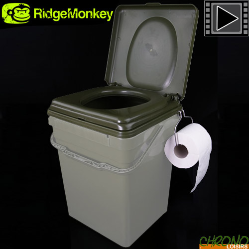 Ridgemonkey cozee siège de toilette-RM302