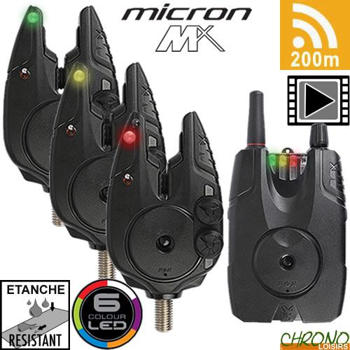 Fox Micron Mx Touche alarme LIVRAISON GRATUITE Brand new *