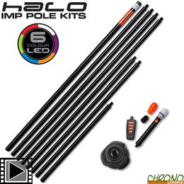 FOX Halo pole extension kit 2 x 1m by TACKLE-DEALS !!